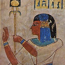 Le prince Amon-Her-Khopechef