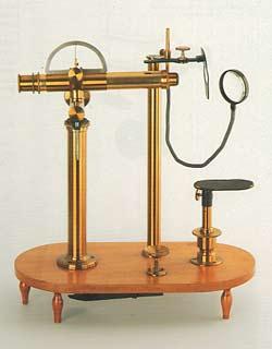Ophtalmomicroscope de Donders