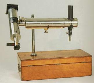 Photomètre de Weber