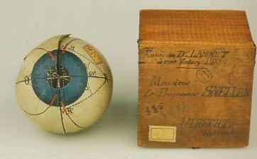 Modèle d'oeil anatomique de Landolt