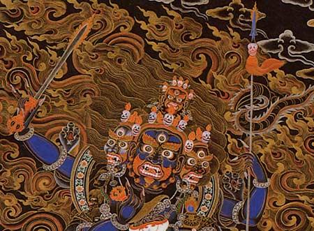 Mahakala, le protecteur