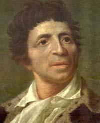 Portrait de Marat