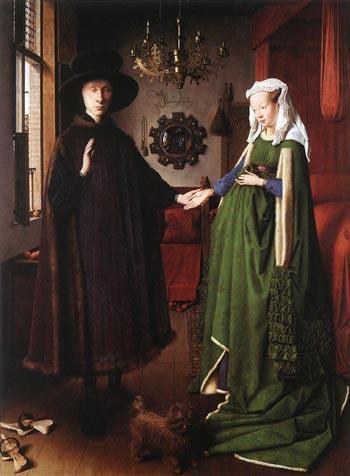 Jan van Eyck / Arnolfini
